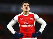 """Sanchez """"tàng hình"""", chán nản Arsenal đến cùng cực"""