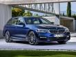 BMW 5-Series Touring hoàn toàn mới ra mắt