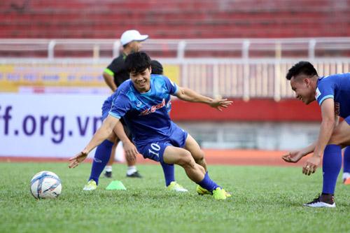 U23 Việt Nam - U23 Malaysia: Cọ xát là chính - 1