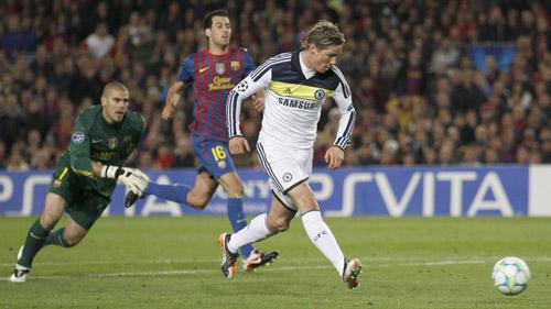 Đấu Atletico: Barca run rẩy thấy Torres hưng phấn - 2