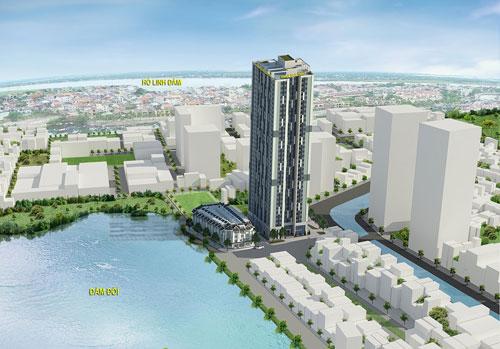 Ra mắt dự án căn hộ 3 mặt view hồ lớn Smile Trung Yên Building - 1