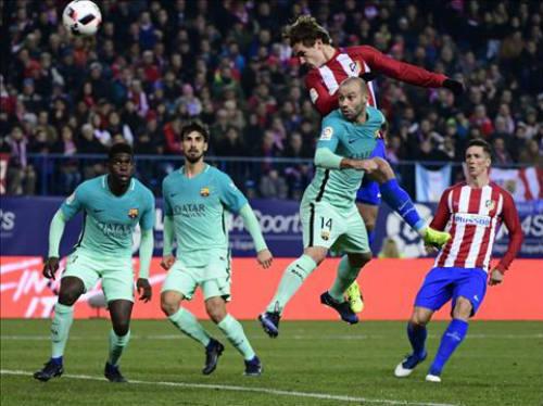 """Barcelona - Atletico: Tham vọng lật đổ """"ngai vàng"""" - 2"""