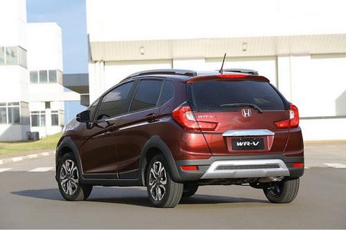 Honda WR-V xuất hiện, cạnh tranh với Ford EcoSport - 3