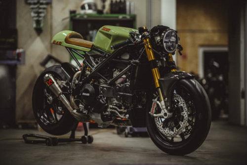 """""""Trẻ hóa"""" Ducati 848 Evo với công nghệ hiện đại - 2"""