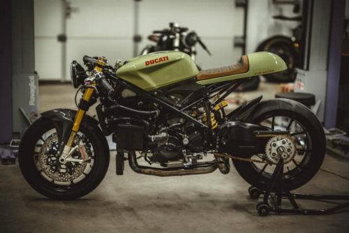 """""""Trẻ hóa"""" Ducati 848 Evo với công nghệ hiện đại - 7"""