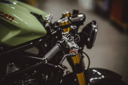"""""""Trẻ hóa"""" Ducati 848 Evo với công nghệ hiện đại - 5"""