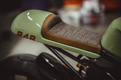 """""""Trẻ hóa"""" Ducati 848 Evo với công nghệ hiện đại - 4"""