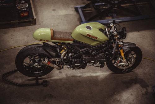"""""""Trẻ hóa"""" Ducati 848 Evo với công nghệ hiện đại - 6"""