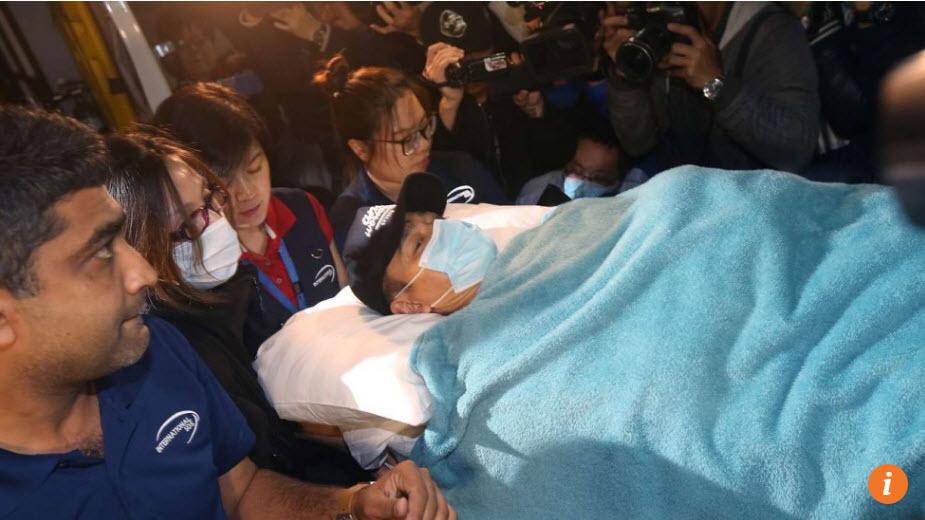 Sau tai nạn, Lưu Đức Hoa phải nằm một chỗ gần 1 năm - 1