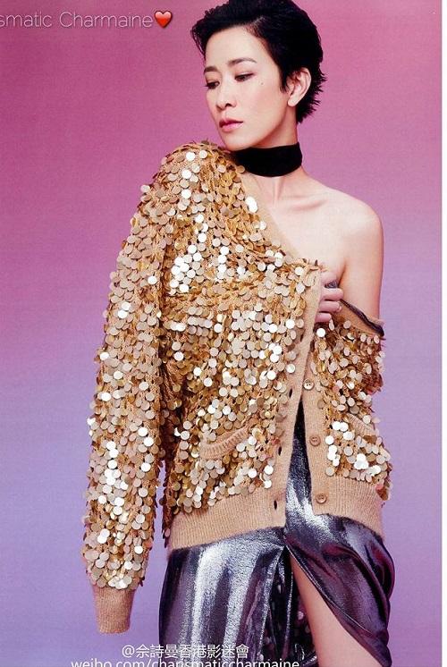 Á hậu giàu, sexy nhất Hồng Kông yêu nhiều vẫn lẻ loi - 8
