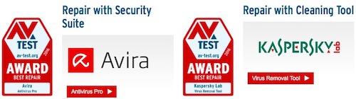 AV-TEST công bố những sản phẩm bảo mật tốt nhất năm 2016 - 4