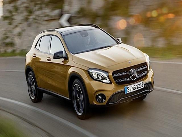 Mercedes GLA và GLB mới sẽ ra mắt vào năm 2019 - 1