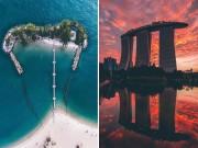 Những cảnh đẹp không thể bỏ lỡ khi đến Singapore