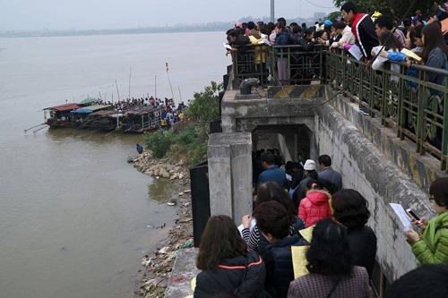 Đơn vị tổ chức phủ nhận phóng sinh 10 tấn cá ra sông Hồng - 2