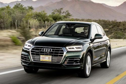 Audi Q5 2017 có giá từ 1 tỷ đồng - 1