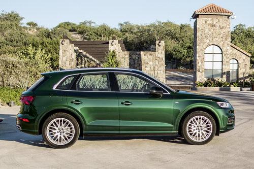 Audi Q5 2017 có giá từ 1 tỷ đồng - 3