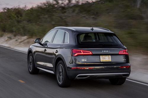 Audi Q5 2017 có giá từ 1 tỷ đồng - 4