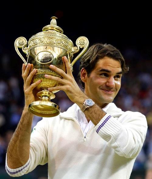 """Trai giàu Roger Federer """"sang chảnh"""" với loạt đồ hiệu đắt đỏ - 1"""