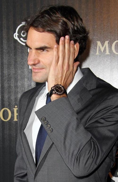 """Trai giàu Roger Federer """"sang chảnh"""" với loạt đồ hiệu đắt đỏ - 3"""