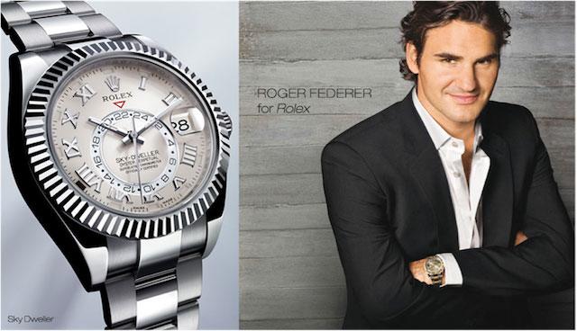 """Trai giàu Roger Federer """"sang chảnh"""" với loạt đồ hiệu đắt đỏ - 4"""