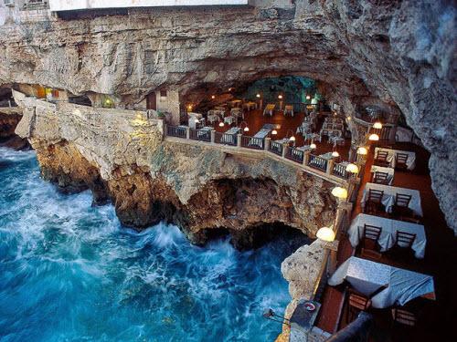 Những nhà hàng lãng mạn nhất thế giới - 1