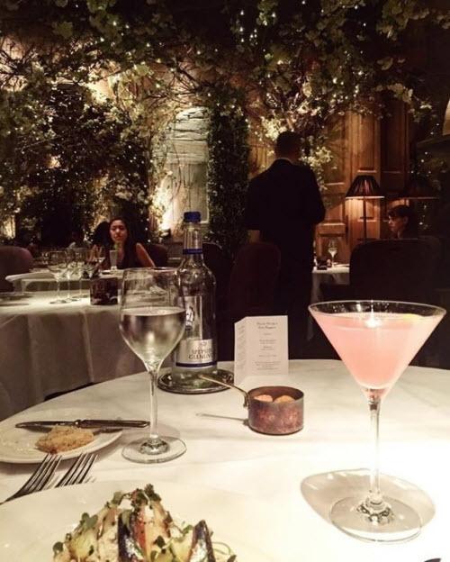 Những nhà hàng lãng mạn nhất thế giới - 3