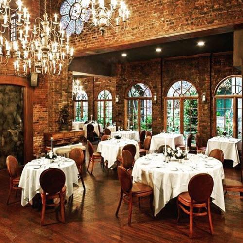 Những nhà hàng lãng mạn nhất thế giới - 4