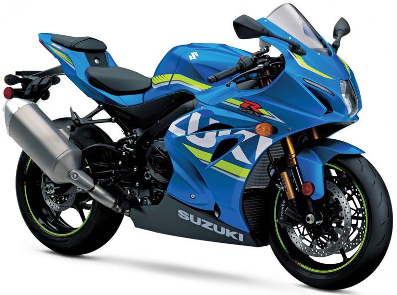 Suzuki công bố giá mẫu GSX-R 1000 L7 2017 - 3