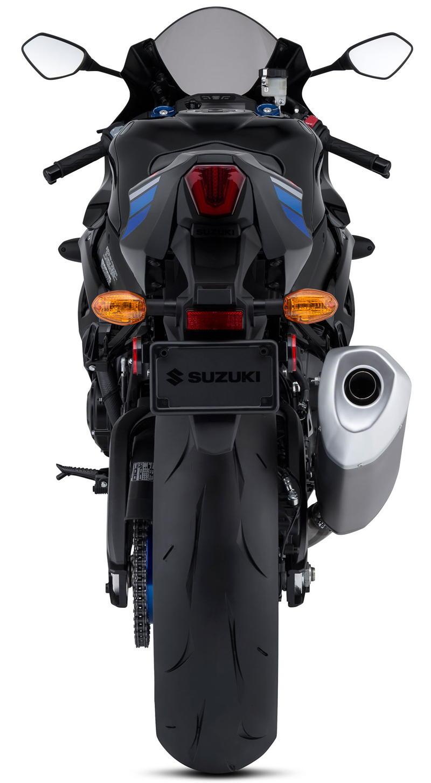 Suzuki công bố giá mẫu GSX-R 1000 L7 2017 - 5