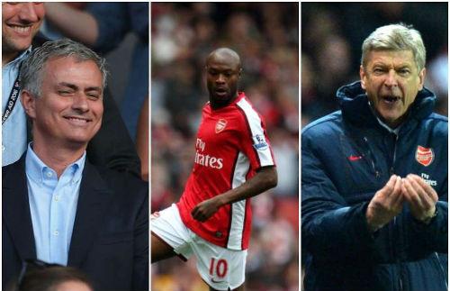 Arsenal: Học trò chê Wenger kém xa Mourinho - 1