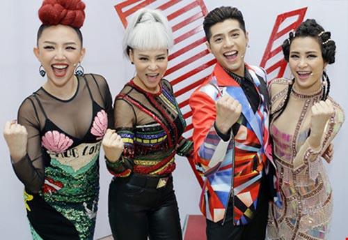 Giọng hát Việt 2017 từ chối thí sinh hát bolero - 1
