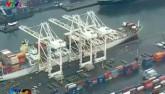 Mỹ: Thâm hụt thương mại cao nhất trong vòng 4 năm qua