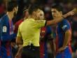 "Suarez lại ""trẻ trâu"", Barcelona gặp thêm rắc rối"