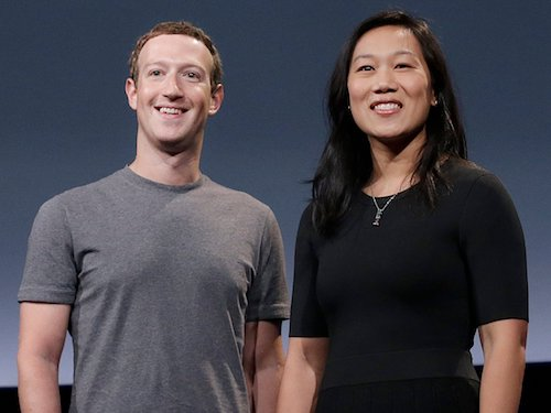 Vợ chồng Mark Zuckerberg và tham vọng chữa được bách bệnh - 1