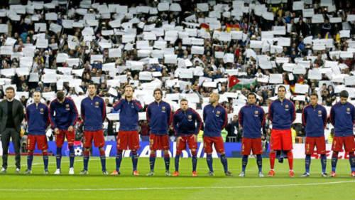 Trêu tức Real, Barca đòi đá CK cúp Nhà Vua ở Bernabeu - 1
