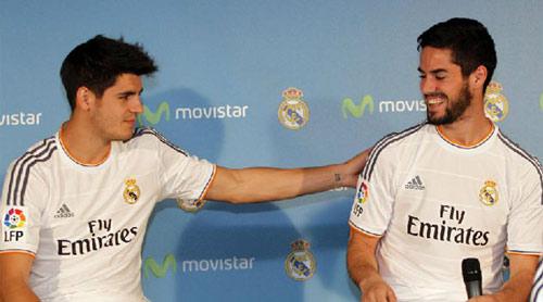 Chuyển nhượng Real: Isco và Morata nổi loạn đòi đi - 1