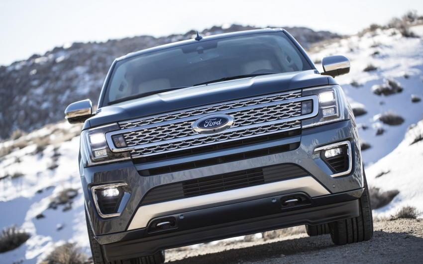 Ford Expedition 2018 - Chiếc SUV nâng cấp mạnh mẽ - 1
