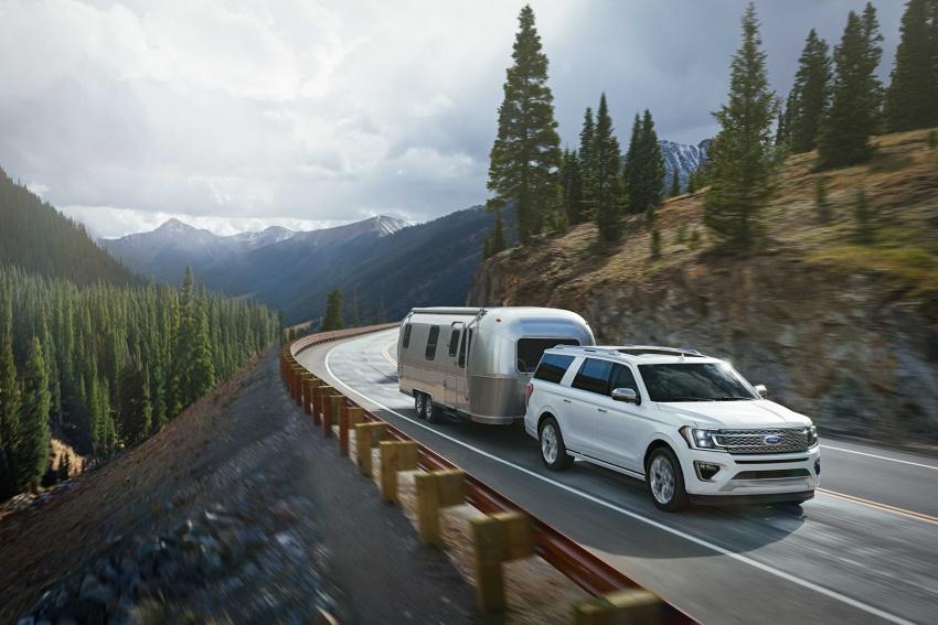 Ford Expedition 2018 - Chiếc SUV nâng cấp mạnh mẽ - 3