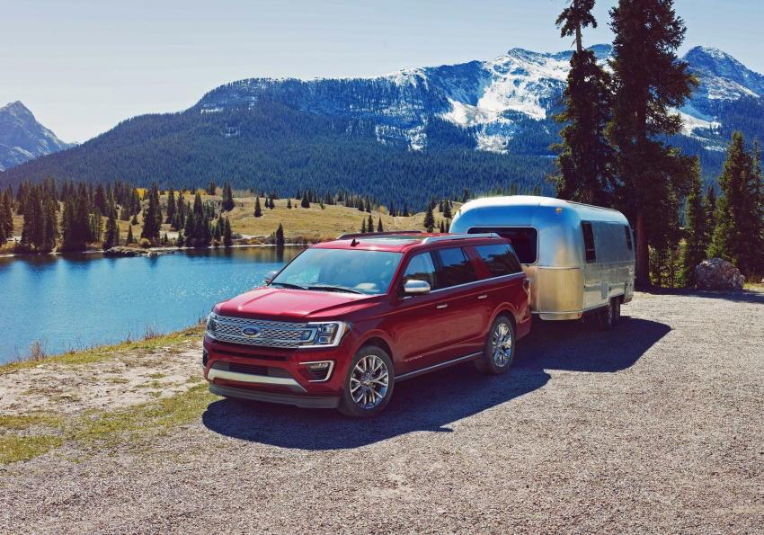 Ford Expedition 2018 - Chiếc SUV nâng cấp mạnh mẽ - 4