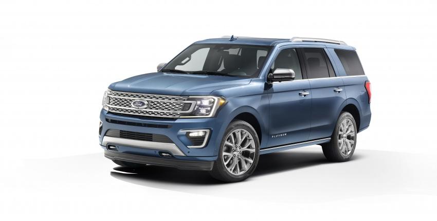 Ford Expedition 2018 - Chiếc SUV nâng cấp mạnh mẽ - 8