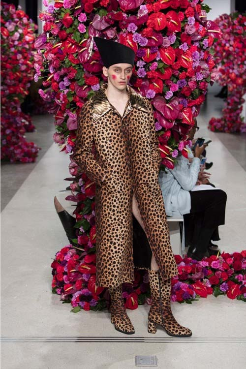 """""""Đỏ mặt"""" với bộ sưu tập phi giới tính tại tuần lễ thời trang - 8"""