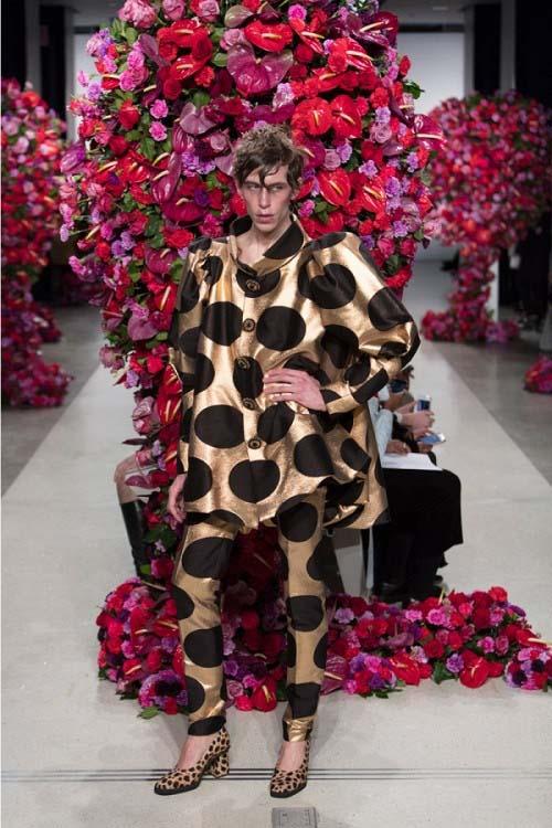 """""""Đỏ mặt"""" với bộ sưu tập phi giới tính tại tuần lễ thời trang - 10"""