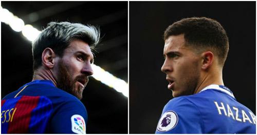So sánh Hazard với Messi: Vì anh xứng đáng - 1