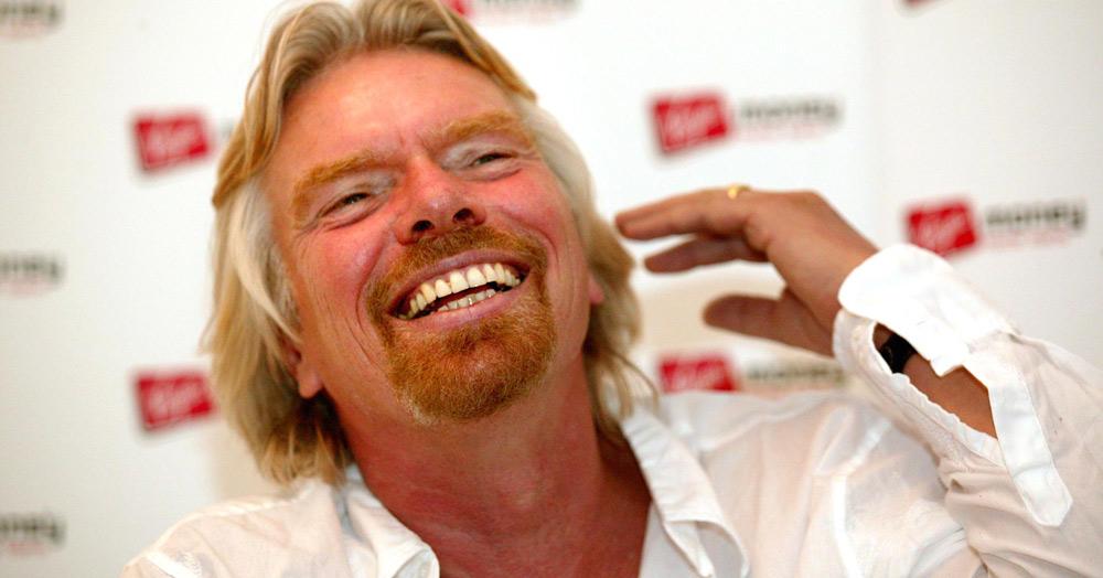 """""""Thần chú hạnh phúc"""" cho năm 2017 của tỷ phú Richard Branson - 3"""