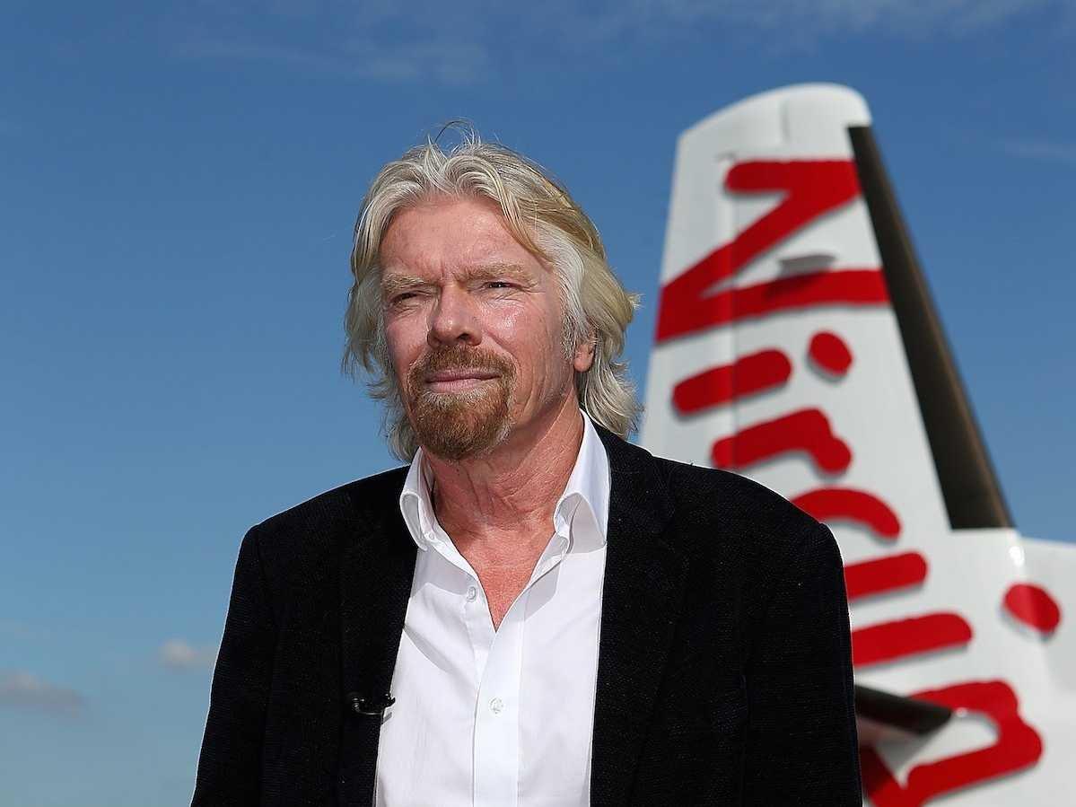 """""""Thần chú hạnh phúc"""" cho năm 2017 của tỷ phú Richard Branson - 1"""