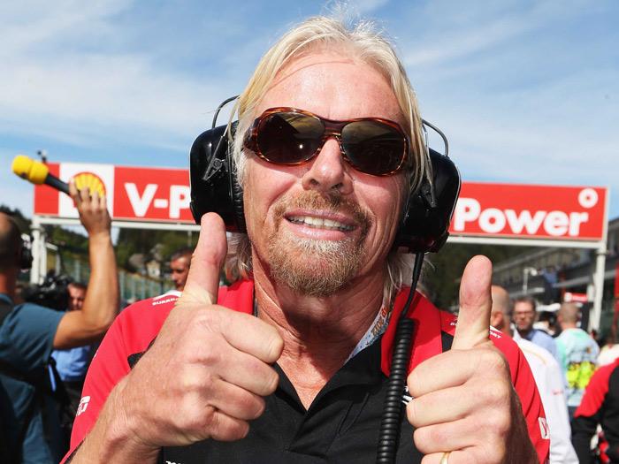 """""""Thần chú hạnh phúc"""" cho năm 2017 của tỷ phú Richard Branson - 2"""