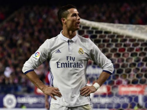 Tin HOT bóng đá tối 9/2: Ronaldo được đối thủ tôn vinh - 1