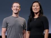 Vợ chồng Mark Zuckerberg và tham vọng chữa được bách bệnh