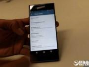 Dế sắp ra lò - Sony Xperia XA2 lộ nguyên hình, giá 7,2 triệu đồng
