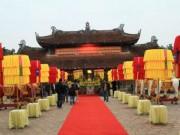 Không làm lễ khai ấn đền Trần Thái Bình